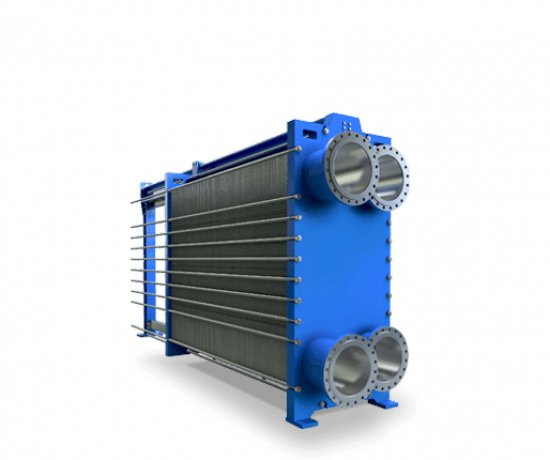 SIGMA Gasketed Plate Heat Exchanger | Blue Heat