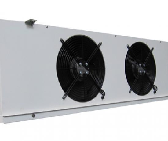 dry cooling towers fin fan blue heat